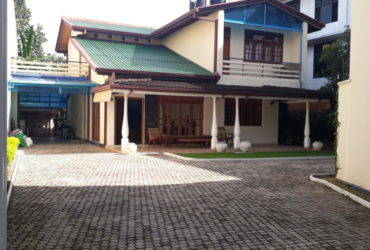 House for sale Nawala School Lane