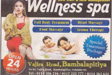 SPA Bambalapitiya Welness