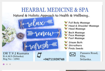 SPA Ella Herbal Medicine
